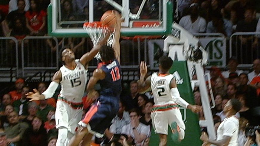 Guy leads UVA to victory on the road