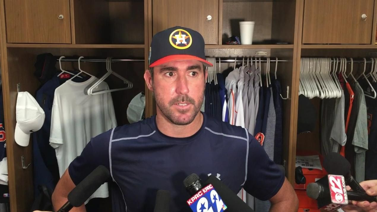 Verlander: 'I think we're the team to beat'