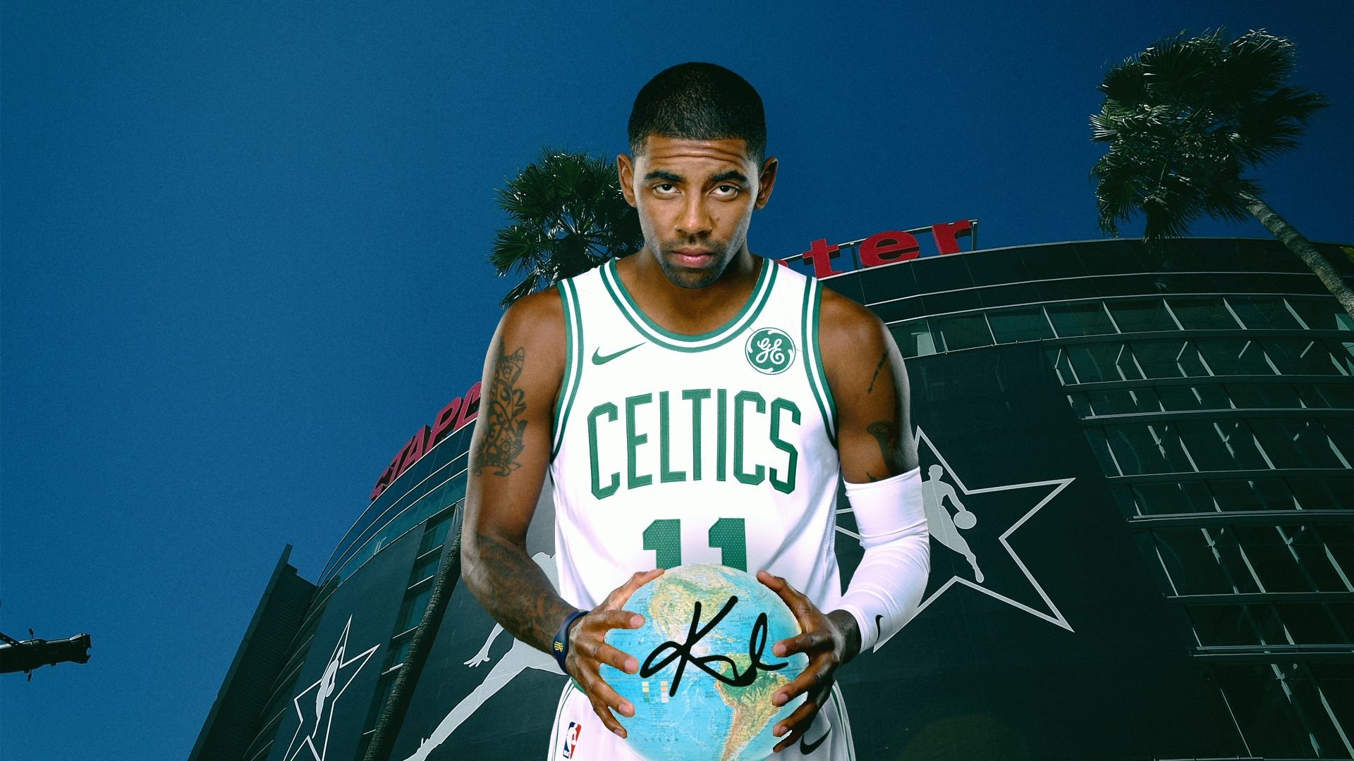 Stack Jack trolls Kyrie with globe quest