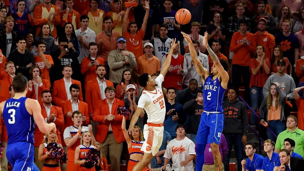 Duke holds off Clemson