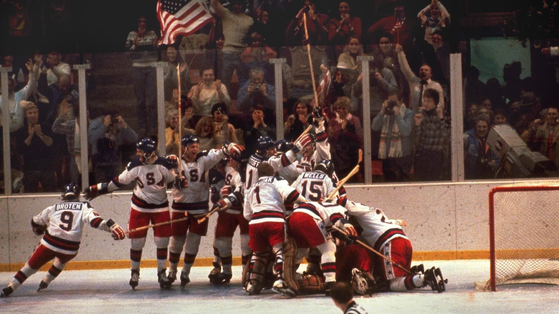 On this date: 'Miracle on Ice'
