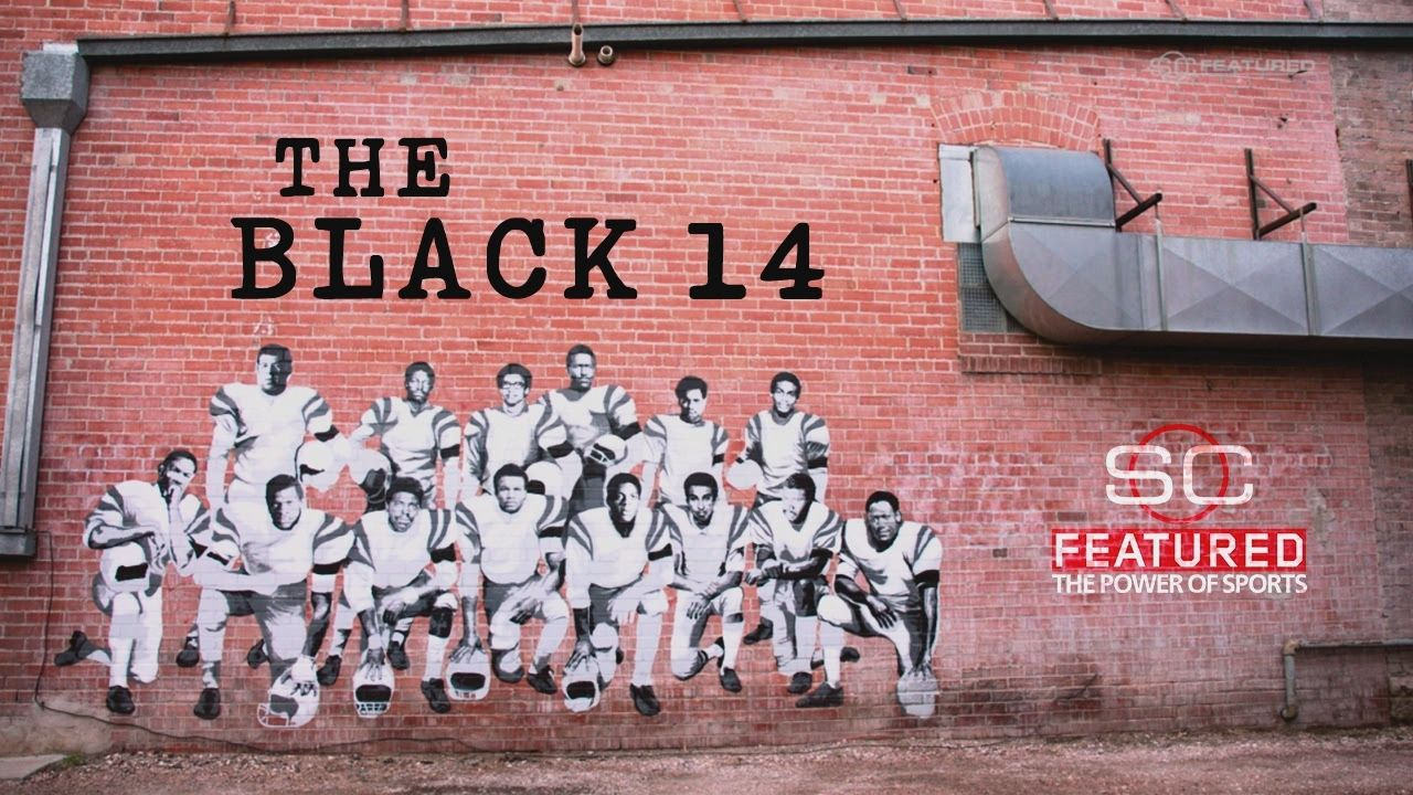 SC Featured: Before Kaepernick, there was The Black 14
