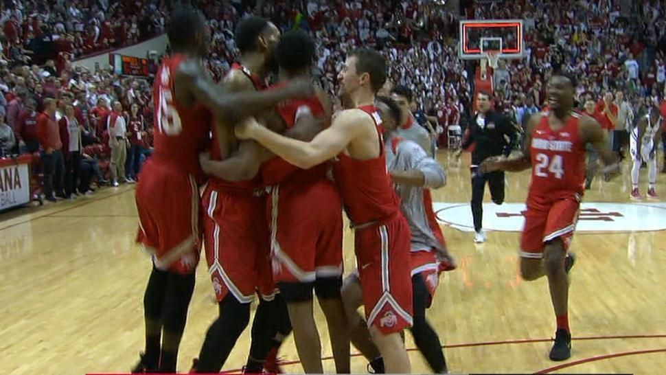 Ohio State wins on 2OT buzzer-beater