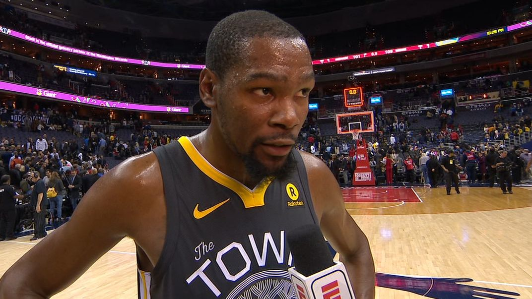 Durant sees a more focused Warriors team