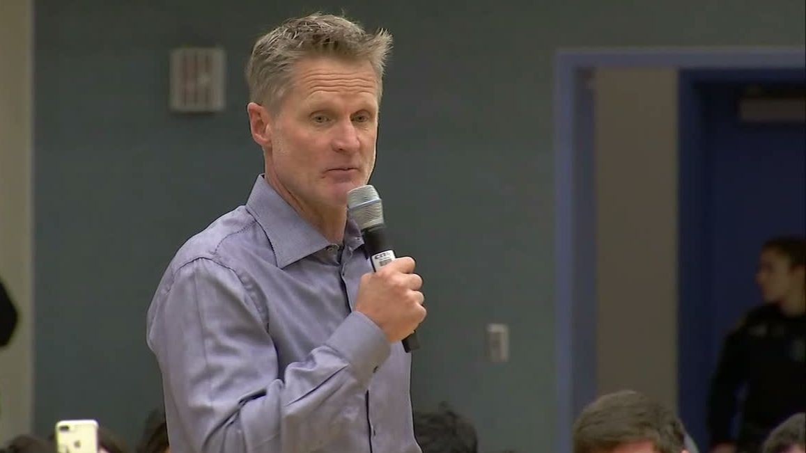 Kerr empathizes with recent gun violence victims