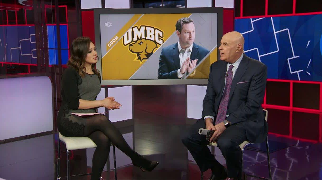 Will Odom stay with UMBC?