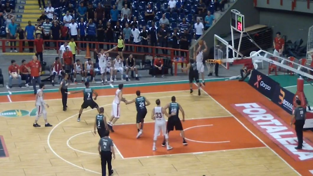 'A one-in-a-Brazilian' buzzer-beater