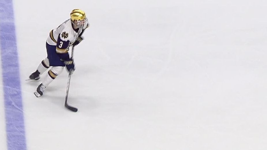 Notre Dame advances on Gross' OT goal