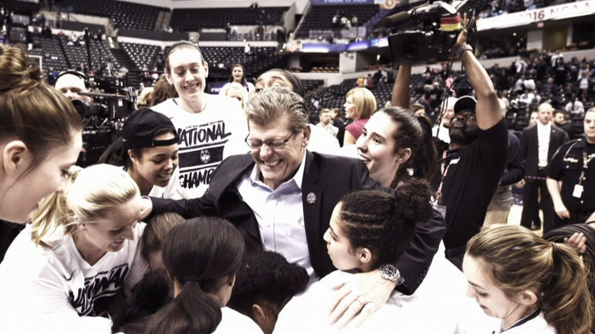UConn's biggest challenge is themselves