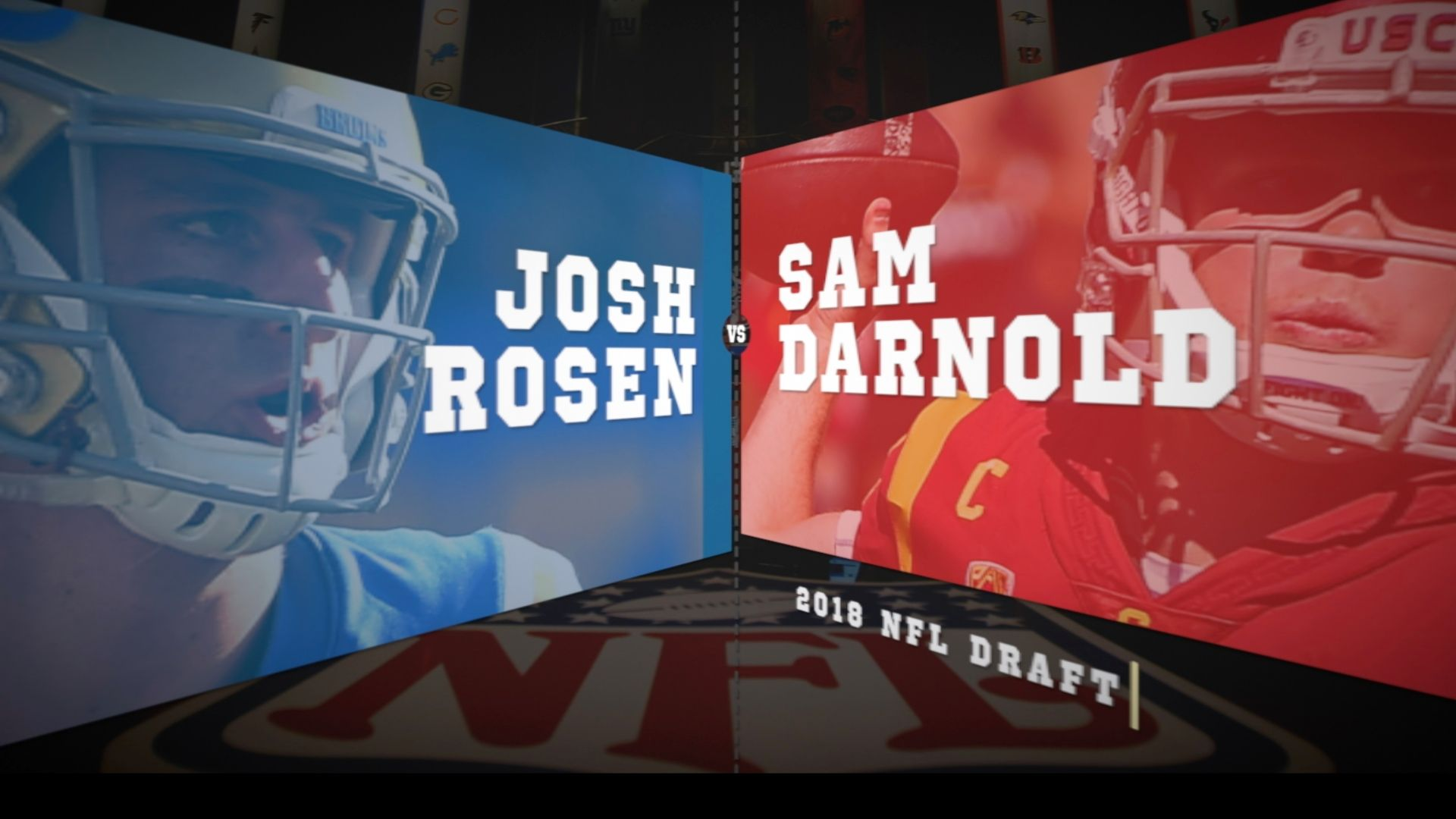 Darnold vs Rosen: Which QB has the higher ceiling?