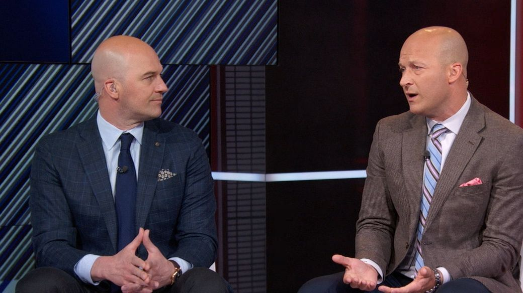 Tim Hasselbeck: Mora 'absolutely' took shot at Rosen