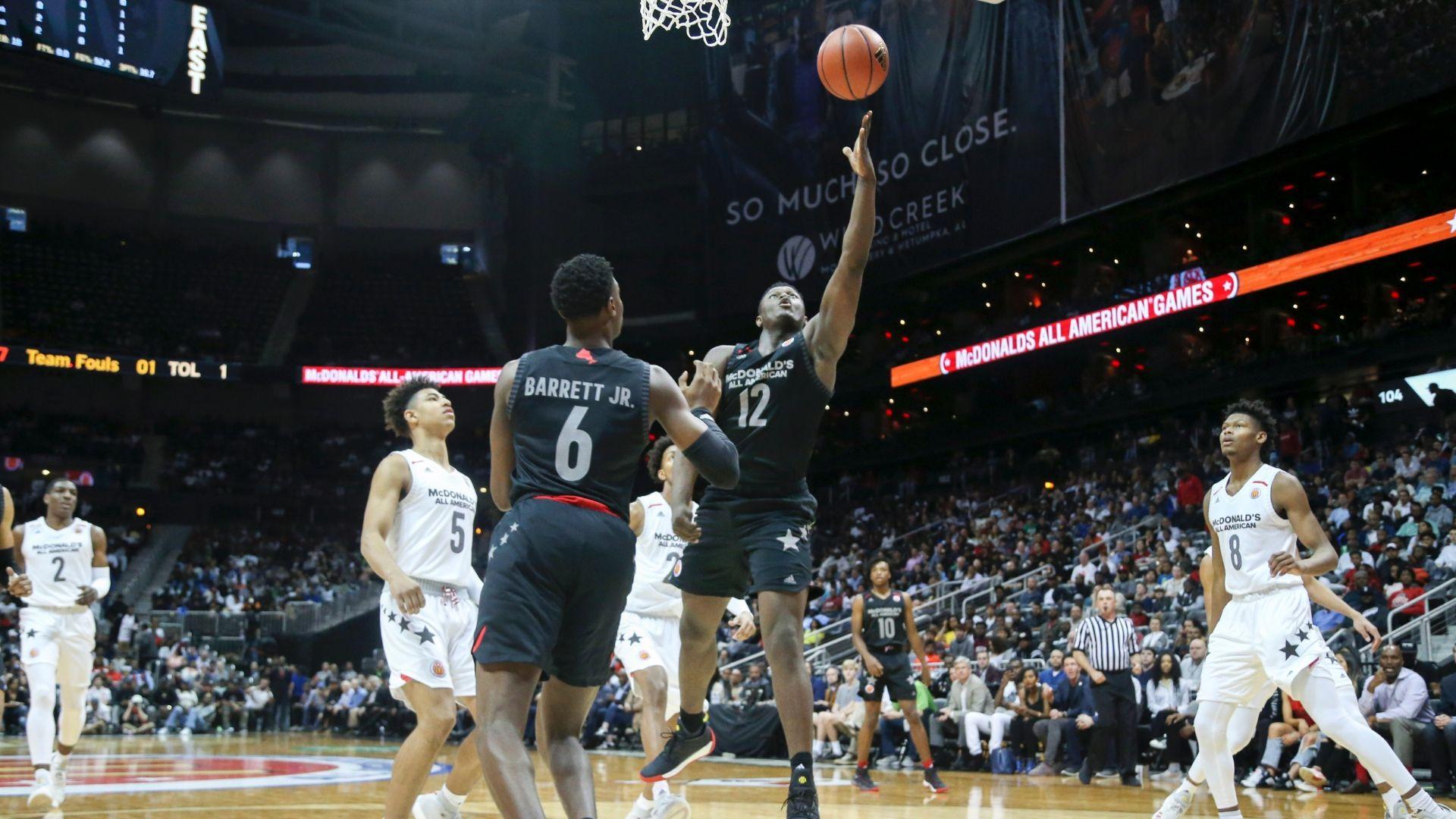 Duke's future shines at All-American Game
