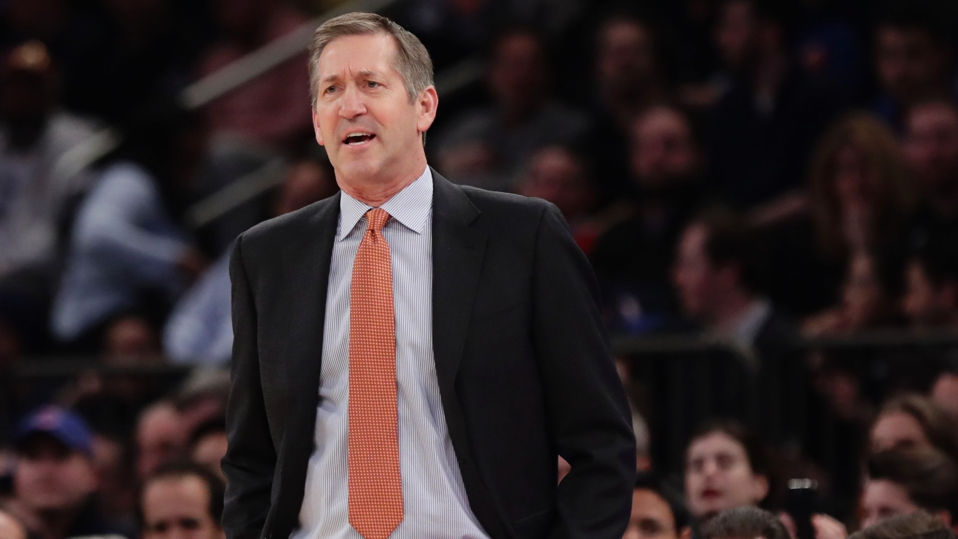Knicks in search of new coach