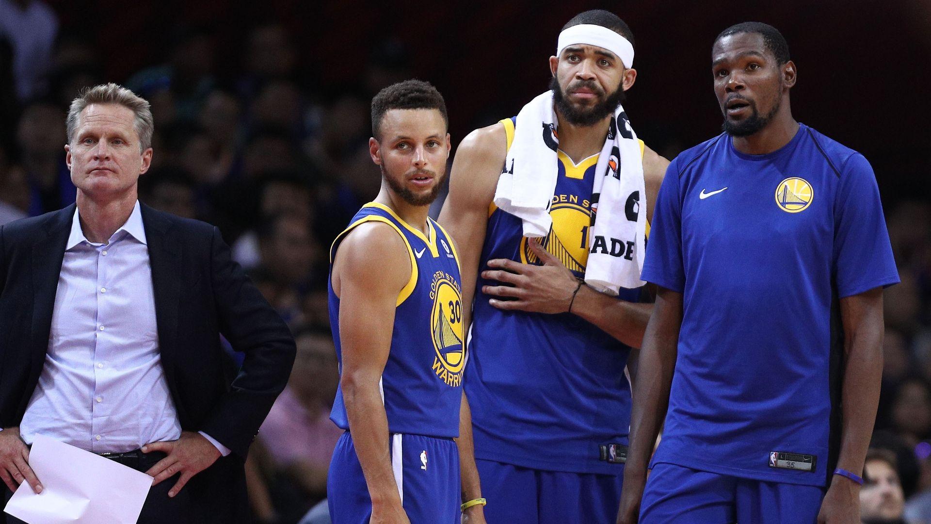 Warriors face unfamiliar turmoil