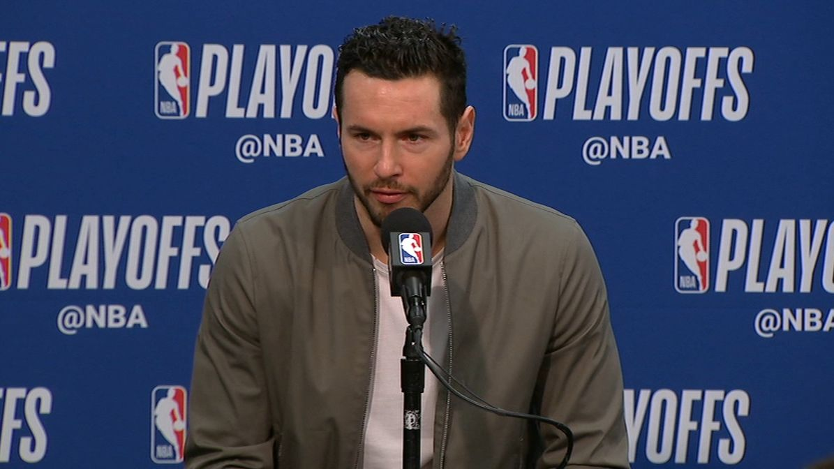 Redick says Philly crowd gave him 'goosebumps'