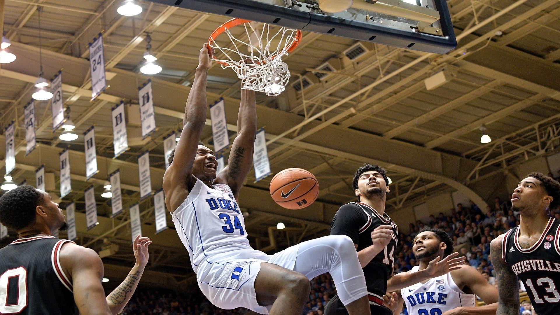 Duke poised to reload like never before