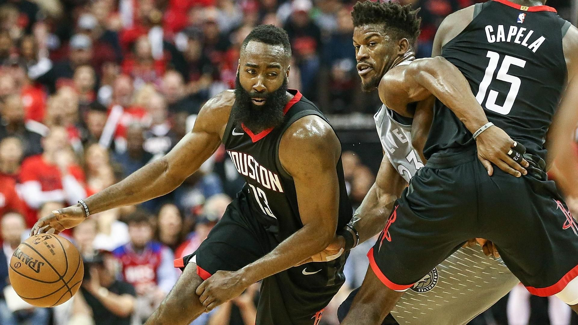 Harden powers Houston to victory
