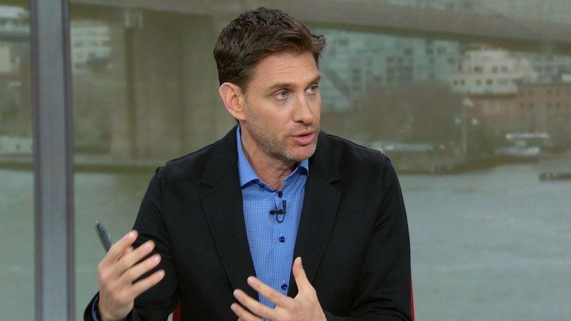 Greeny: Pats should draft Rosen as Brady's successor