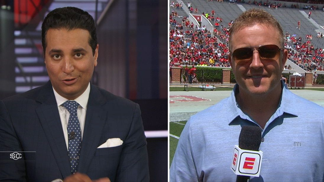 Herbstreit calls Bama's QB situation 'difficult'