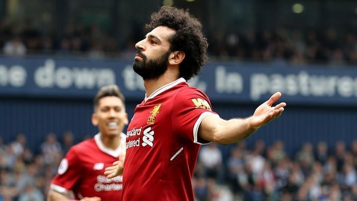 Salah ties Premier League all-time goalscoring record