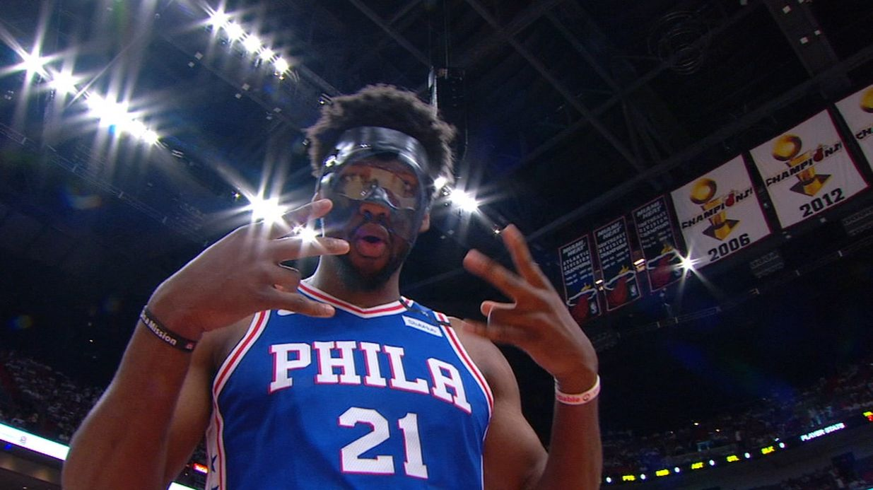 Youth not holding Sixers back