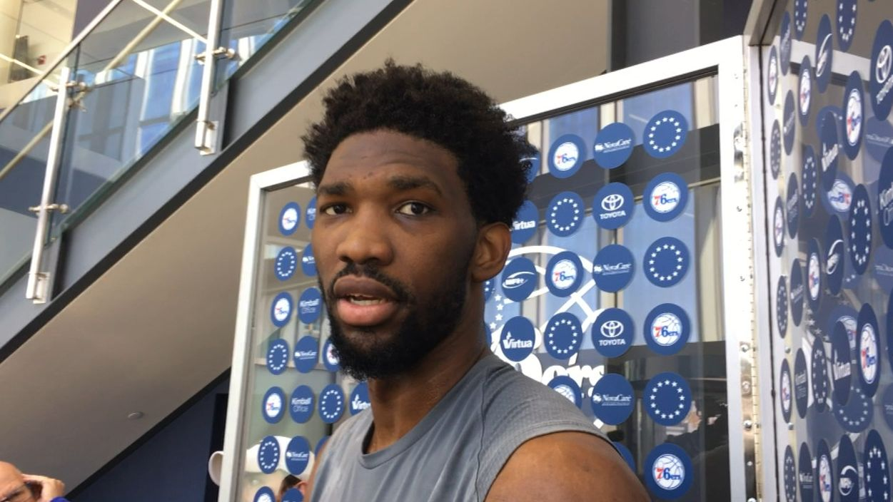 Embiid: 'We have a special team'