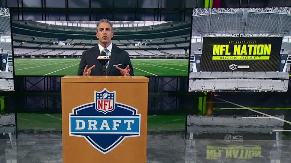 NFL Nation Mock Draft: Giants go with Barkley at No. 2