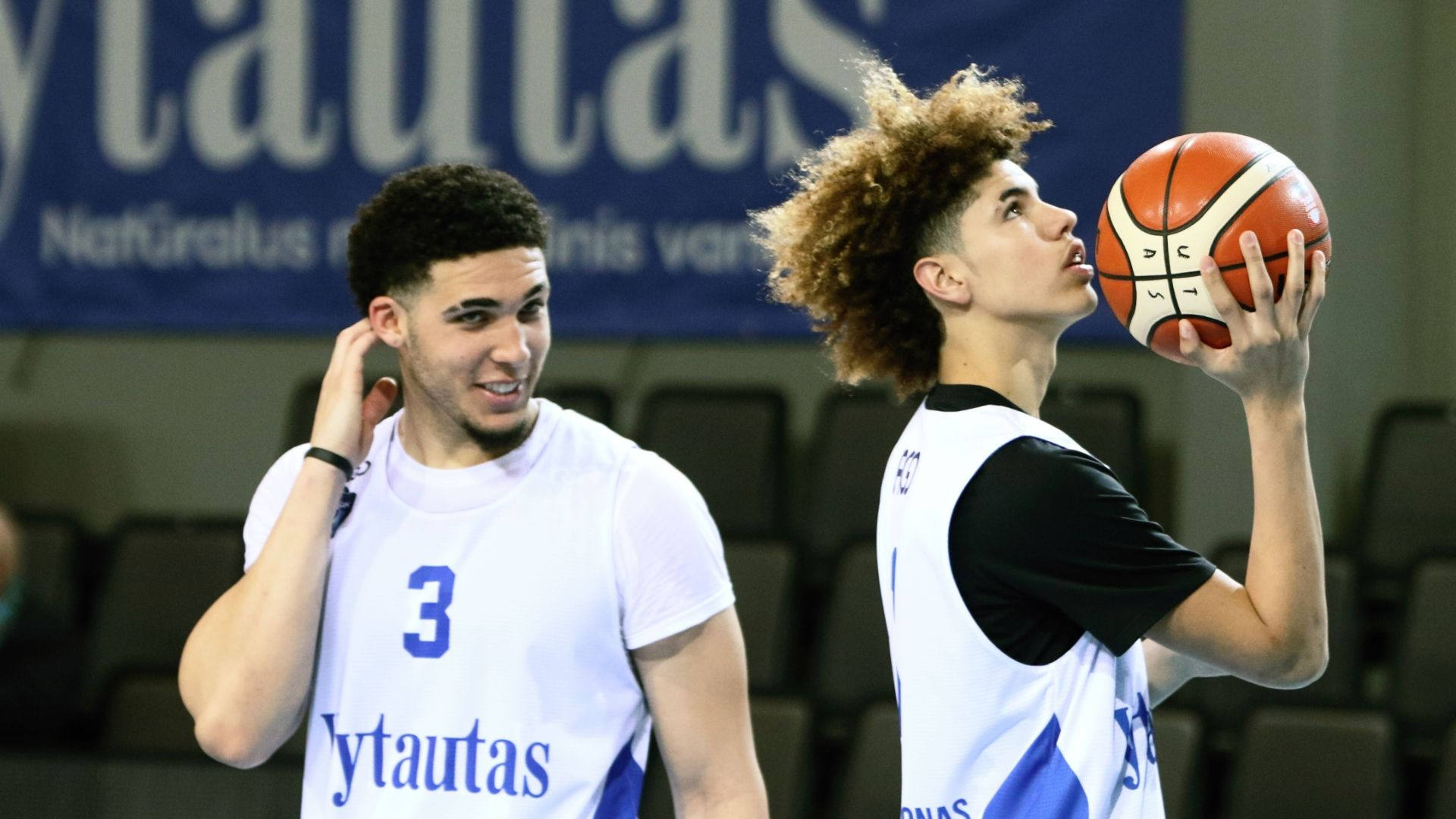 Goodman: Ball brothers benefited from playing overseas