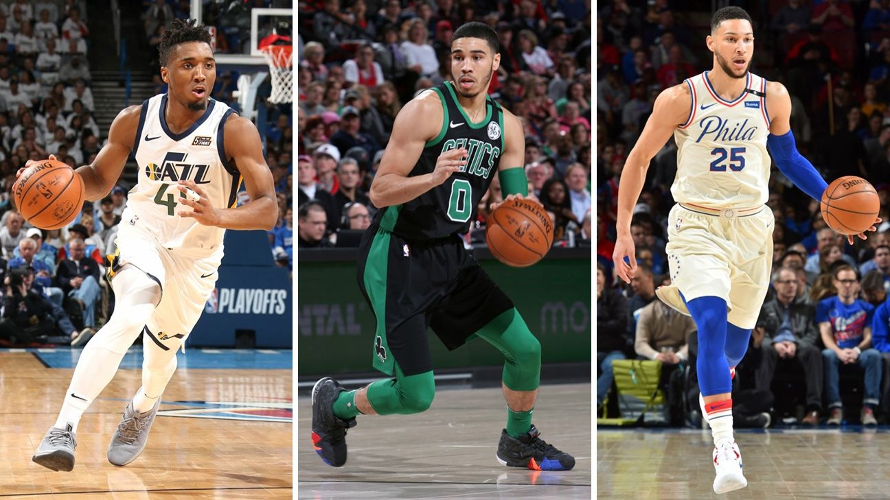 Mitchell, Tatum, Simmons broke out in playoffs