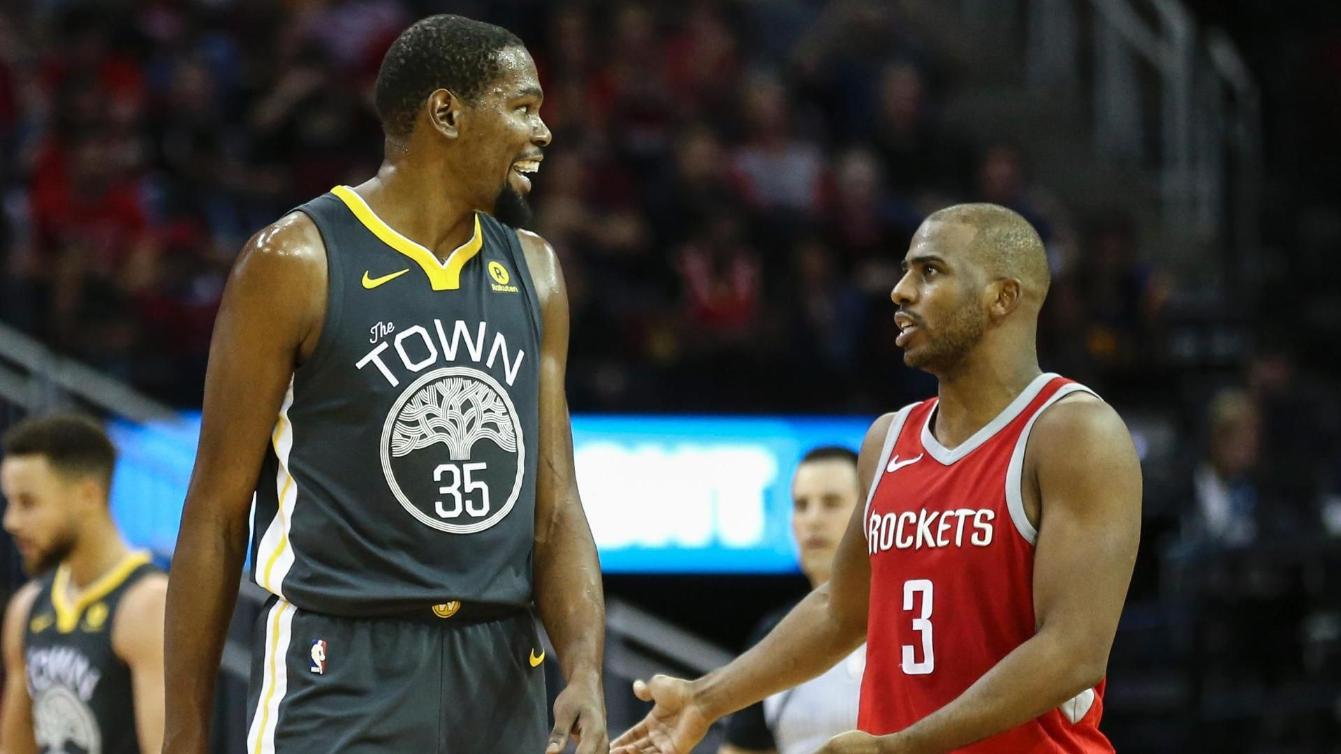 A dramatic journey leads to Warriors-Rockets showdown