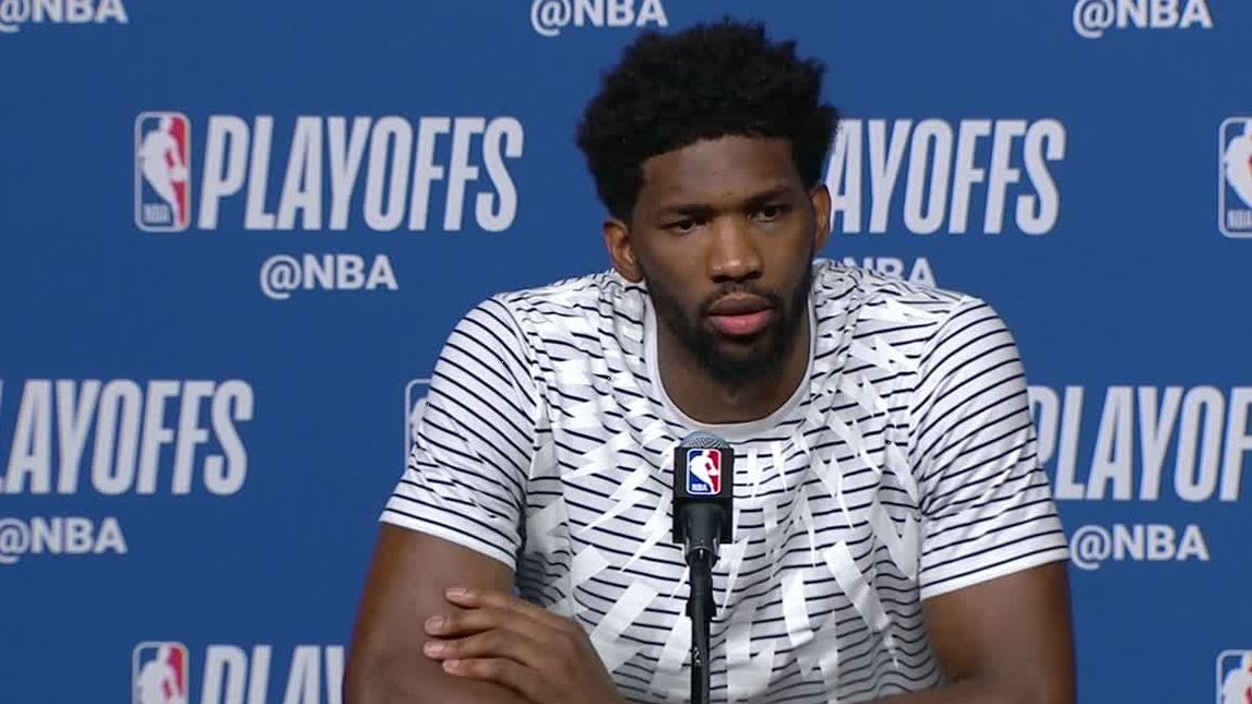 Embiid: 76ers 'definitely have more to show'