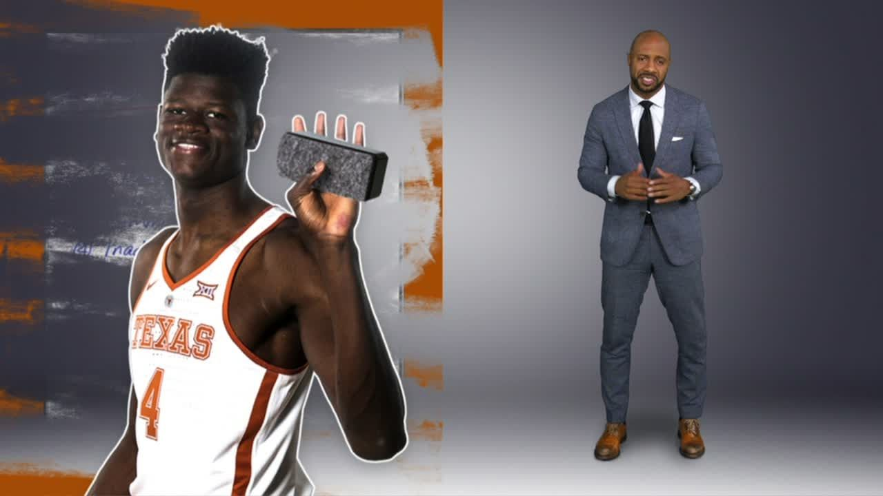 Williams: Bamba's defense erases mistakes