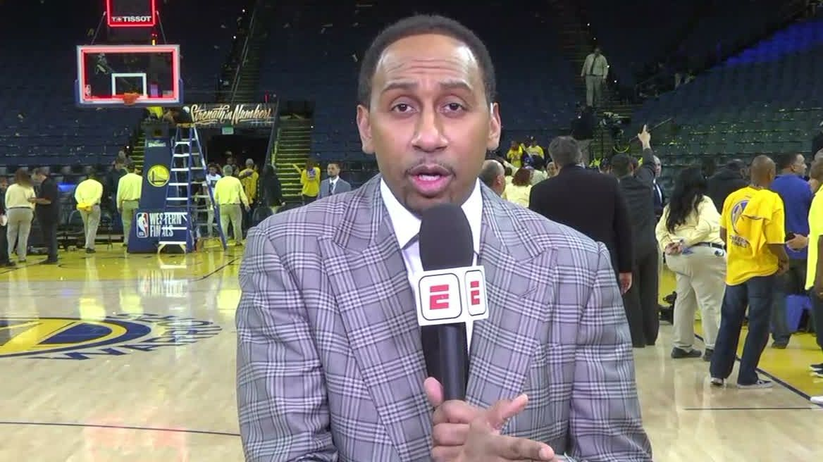 Stephen A.: Rockets' season on the line come Game 4