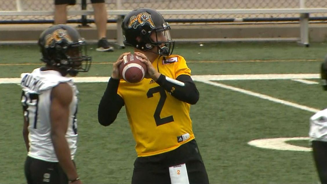 Manziel recognizing differences between NFL and CFL