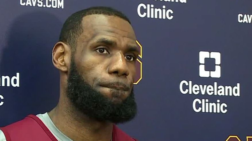 LeBron: We have a game plan for Game 4