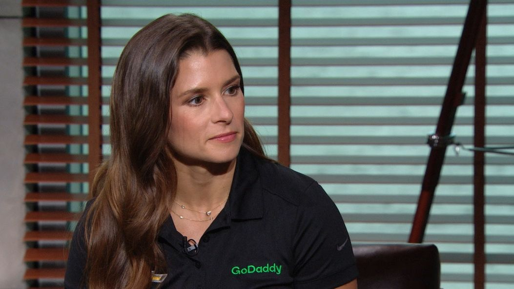 Danica wants to be remembered as great driver