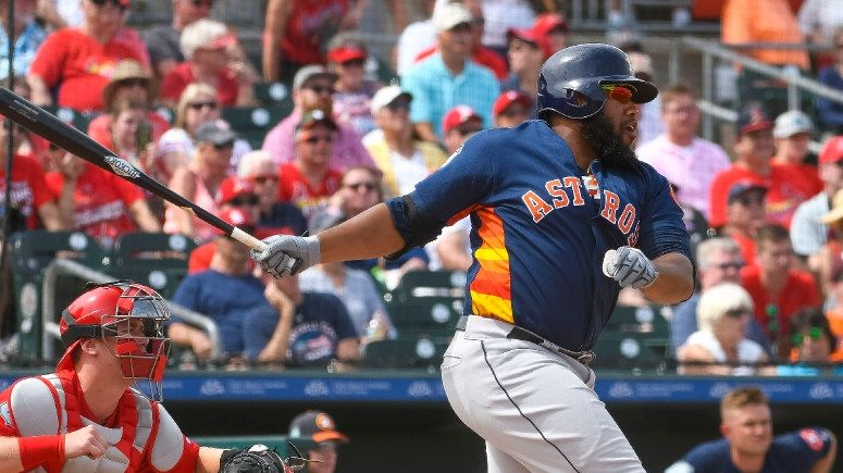Olney not surprised by Astros' decision to release Singleton