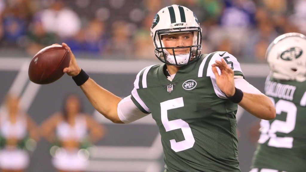 Hackenberg gets fresh start with Raiders