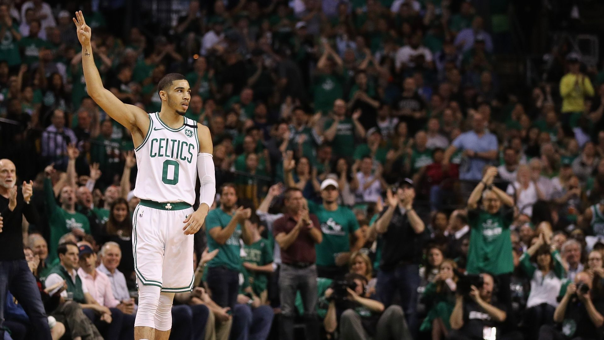 How It's Going Down: Tatum the key to Celts' victory