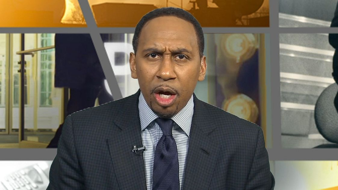 Stephen A. sounds off on Kevin Durant