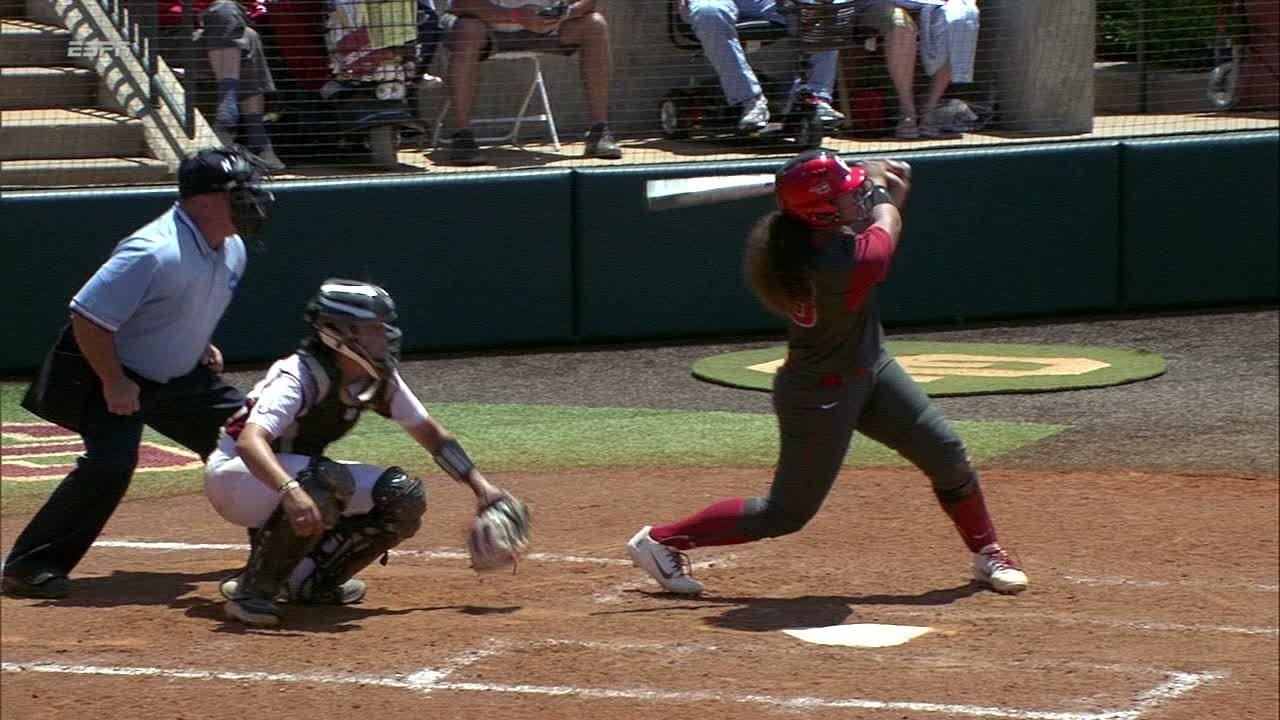 Alo clobbers 2-run HR for Oklahoma