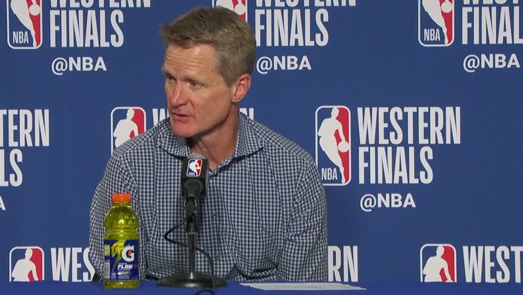 Kerr: Warriors preparing for no Iguodala in Game 7