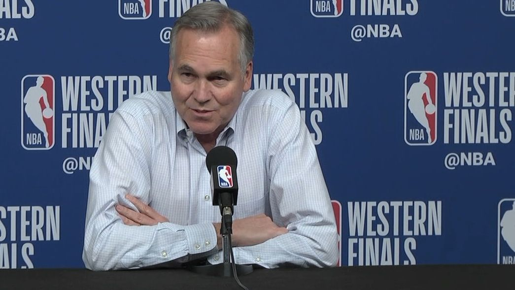 D'Antoni confirms CP3 will sit Game 7