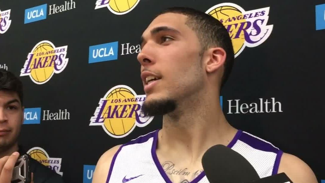 LiAngelo pleased with Lakers workout
