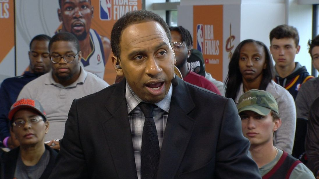 Stephen A.: LeBron has to turn into Kawhi for Game 3