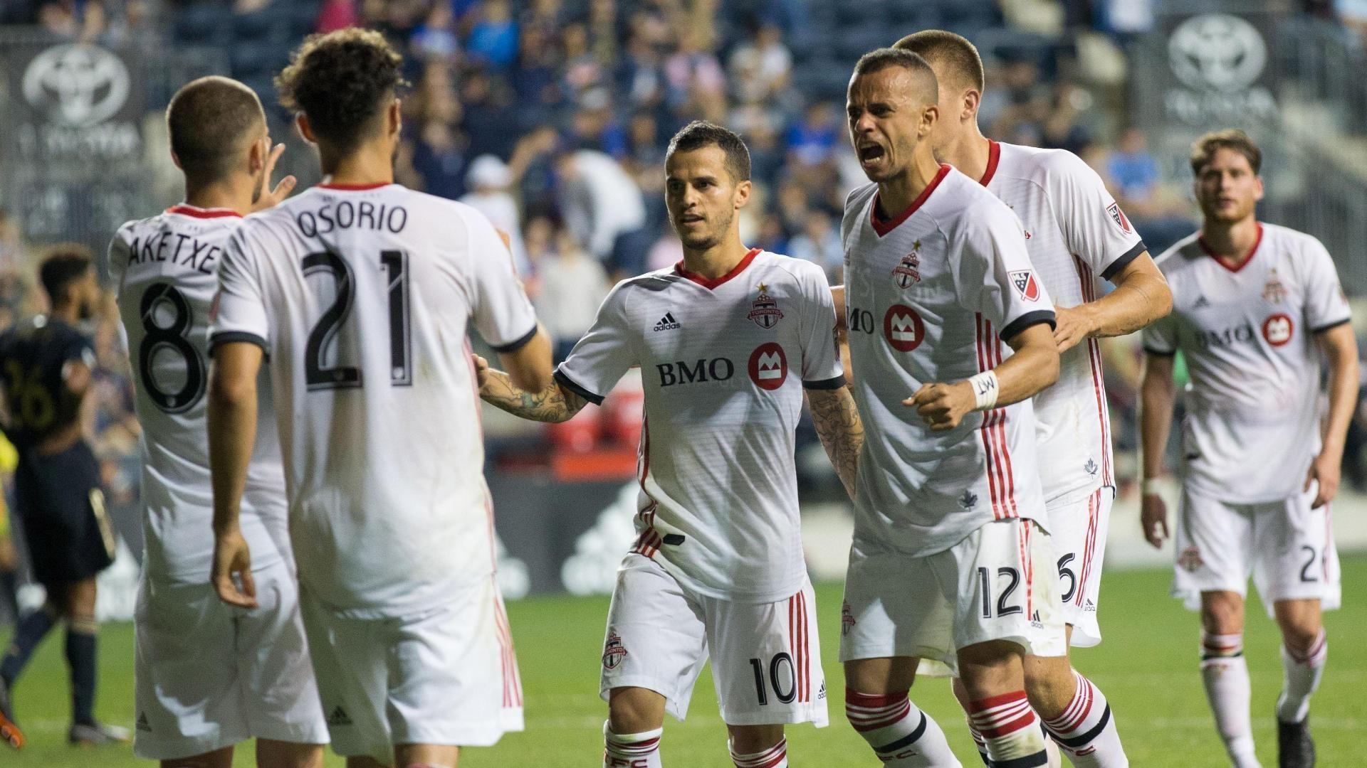 Philadelphia 0-2 Toronto: Osorio double