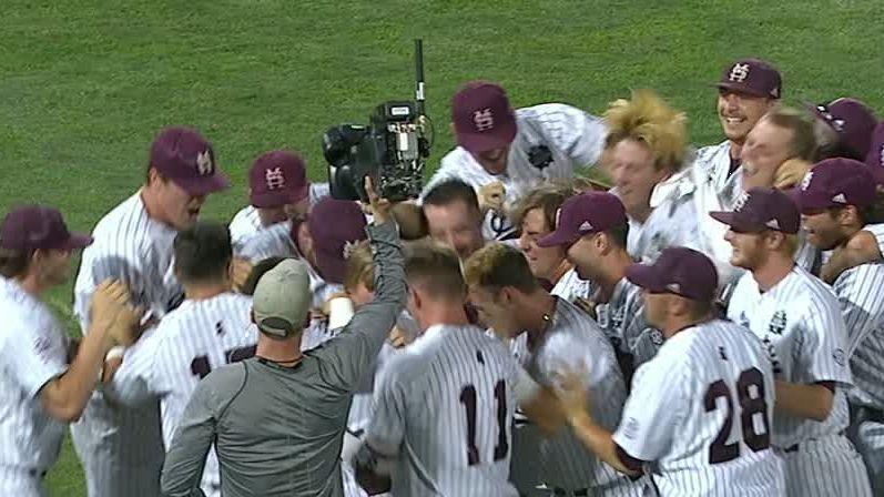 Mississippi State walks off in the 9th