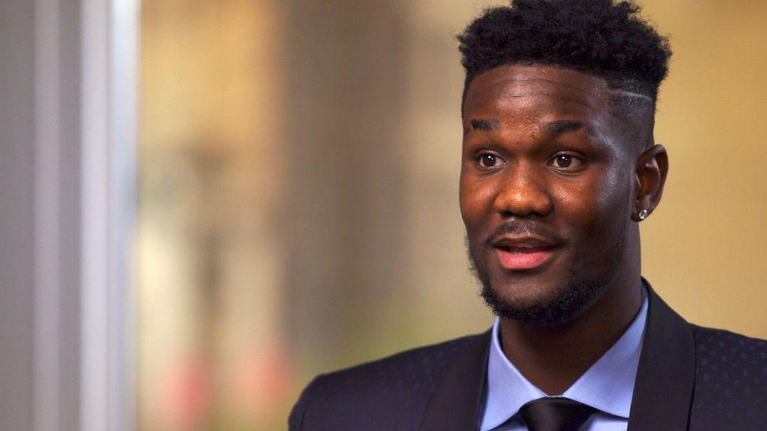 Ayton: 'I knew that basketball would get me through'