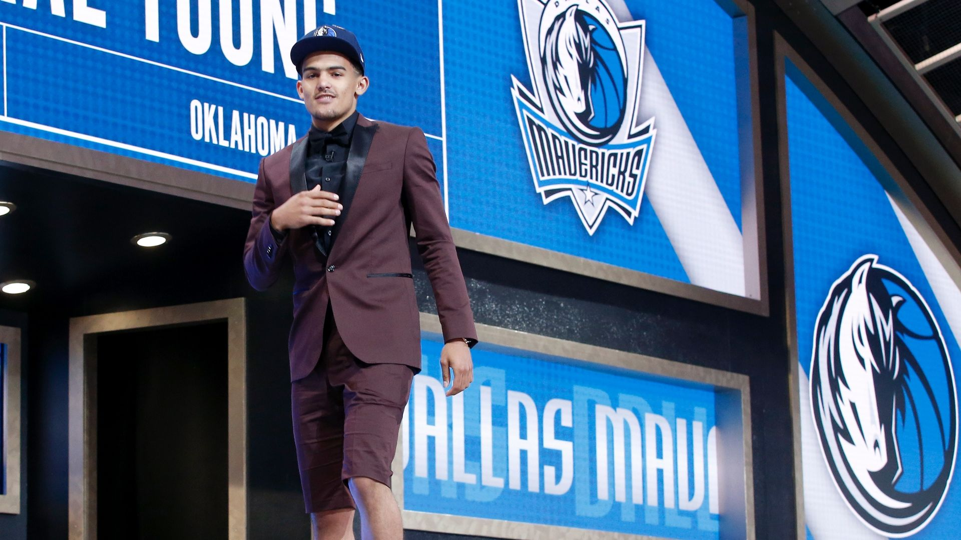 NBA draftees make a fashion statement