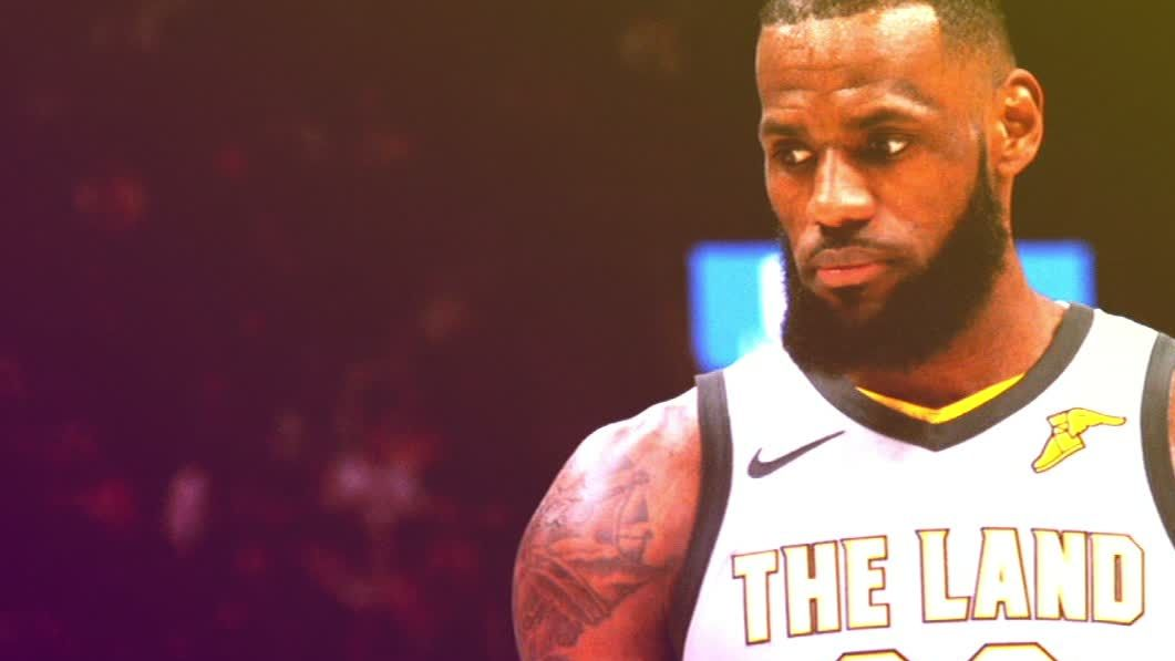LeBron chooses Lakers for next chapter